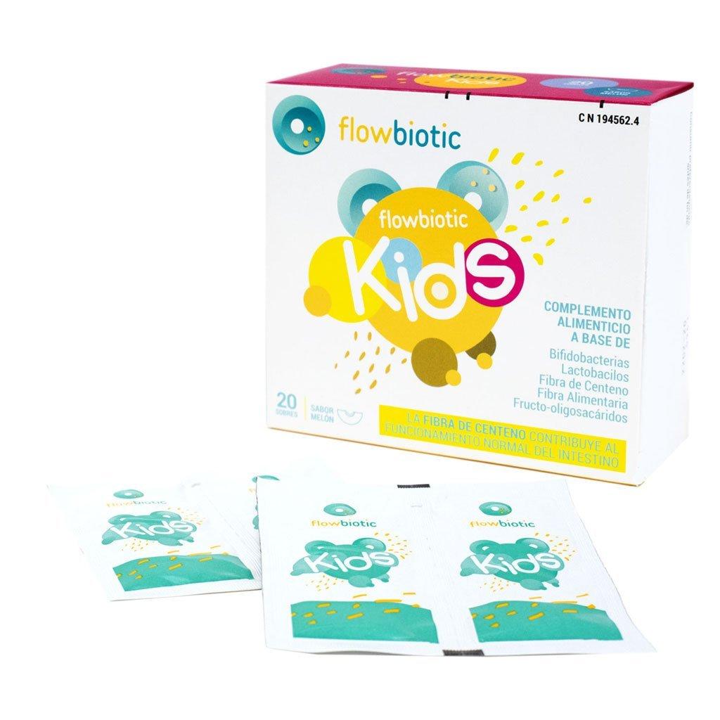 Probióticos para niños con estreñimiento