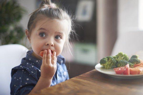 Suplemento alimenticio con probióticos para niños
