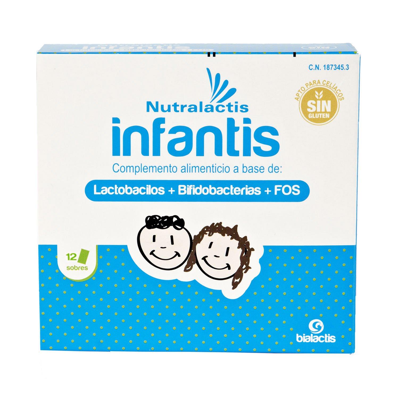 Complemento alimenticio probiótico para niños