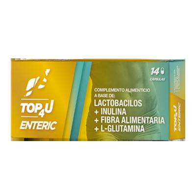 Comprar complemento alimenticio con fibra | TOP4U ENTERIC