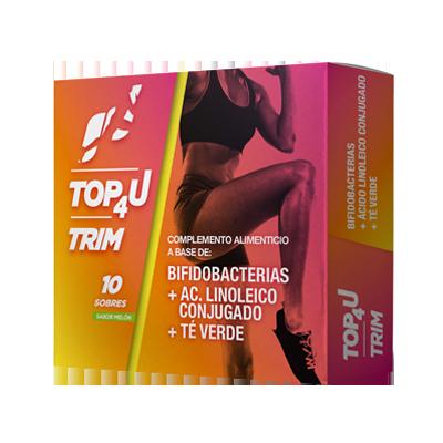Comprar sobres con bifidobacterias | TOP4U TRIM