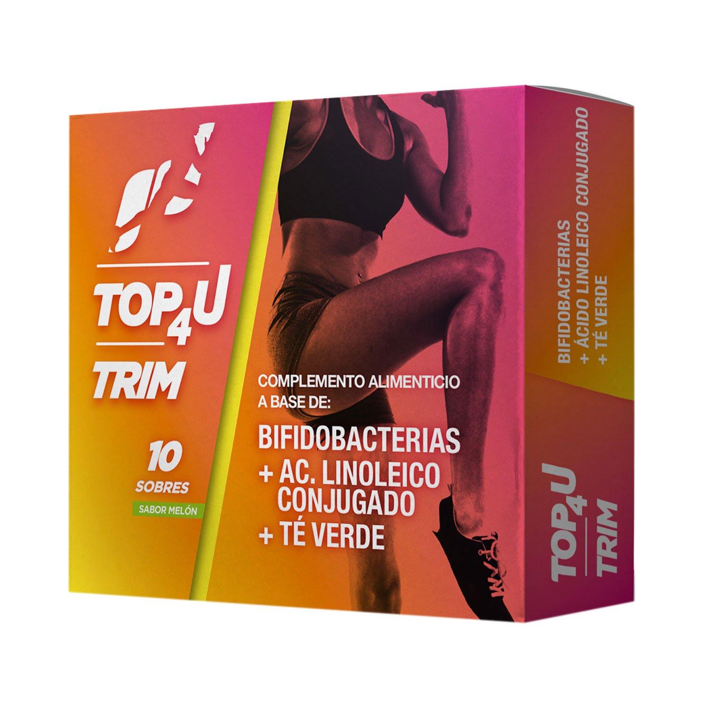 Complemento alimenticio con bifidobacterias | TOP4U TRIM