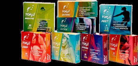 Comprar probióticos para deportistas Top4U