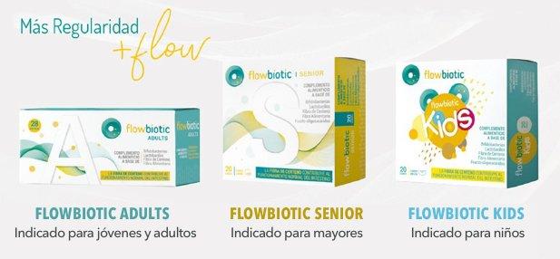 Flowbiotic. Solución natural contra el estreñimiento.